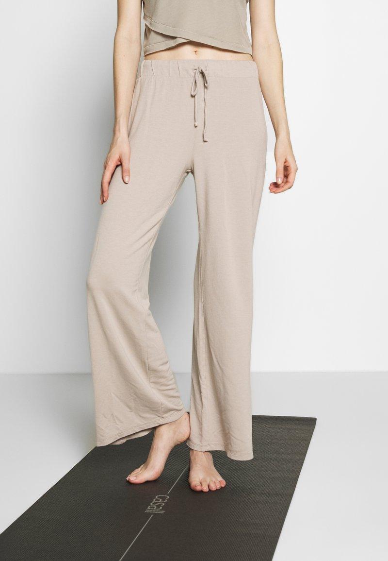 Deha - PANTALONE  - Teplákové kalhoty - ceramic