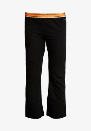 PANTALONE SVASATO - Leggings - black