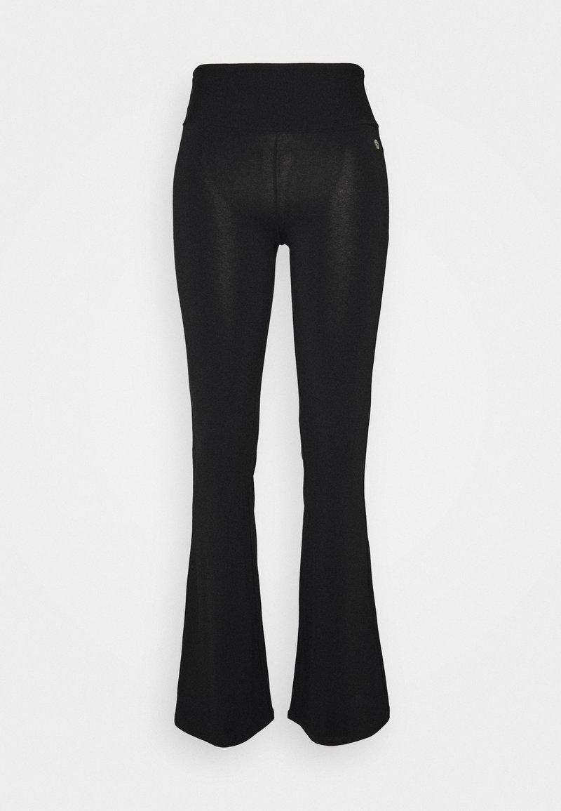 Deha - JAZZ PANTS - Pantalones deportivos - black