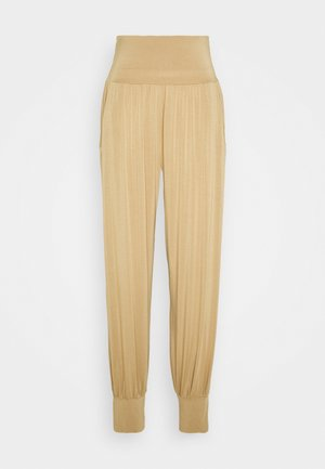 PANTS - Pantalon de survêtement - beige