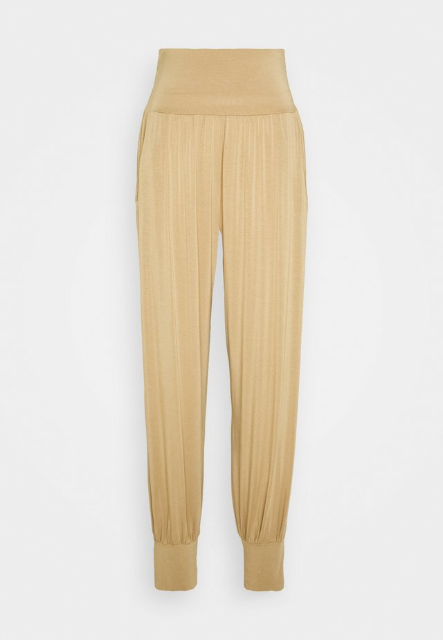 PANTS - Jogginghose - beige
