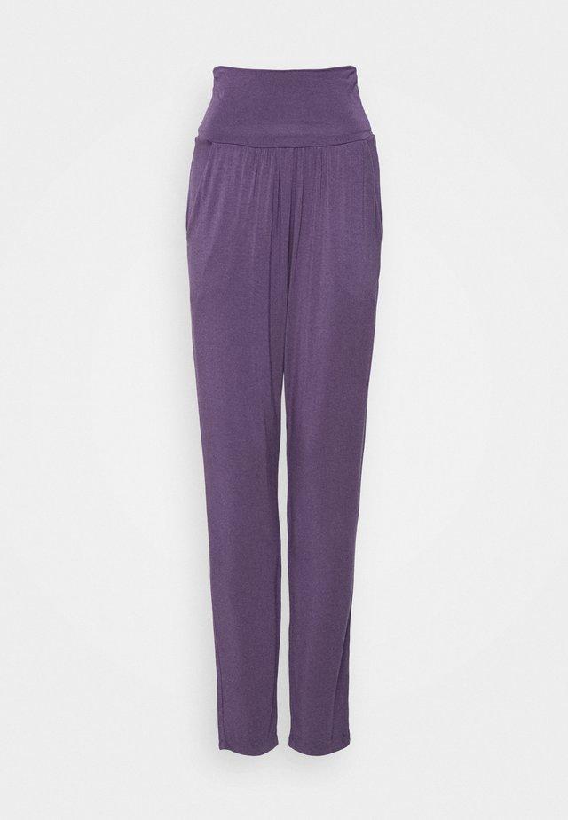 PANTS - Trainingsbroek - violet