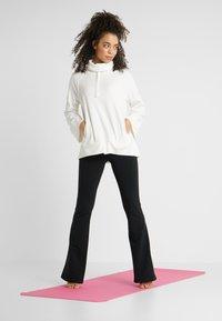 Deha - FELPA COLLO ALTO - Långärmad tröja - white - 1