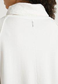 Deha - FELPA COLLO ALTO - Långärmad tröja - white - 5