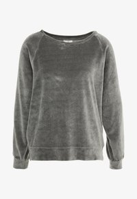 Deha - FELPA GIROCOLLO - Sweatshirt - elephant gray - 4