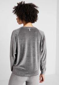Deha - FELPA GIROCOLLO - Sweatshirt - elephant gray - 2