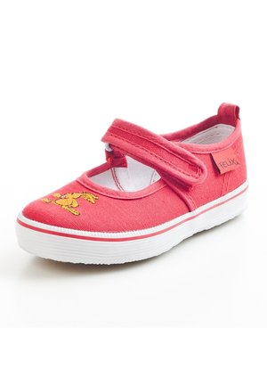 NESSIE - Touch-strap shoes - rot