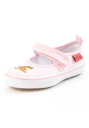 NESSIE - Touch-strap shoes - rose