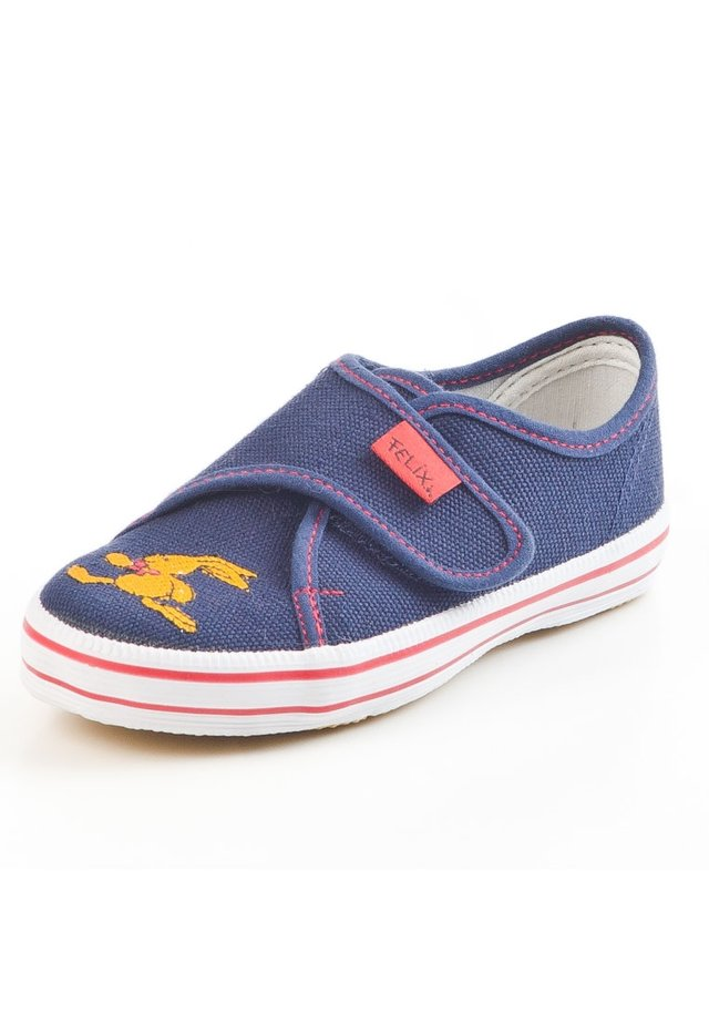 MALTE - Touch-strap shoes - blau