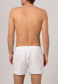 Jockey - Boxer  - white - 1