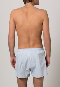 Jockey - Boxer  - shirting blue - 1