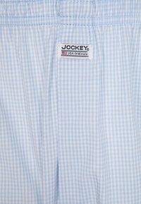 Jockey - Boxer  - shirting blue - 3