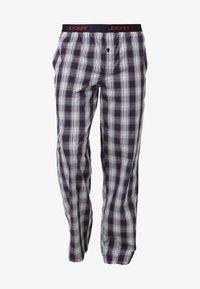 Jockey - Pantalón de pijama - red/white - 6