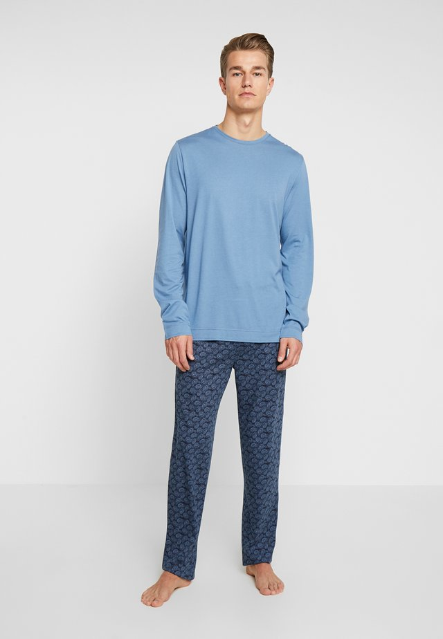 Pyjamas - blue denim
