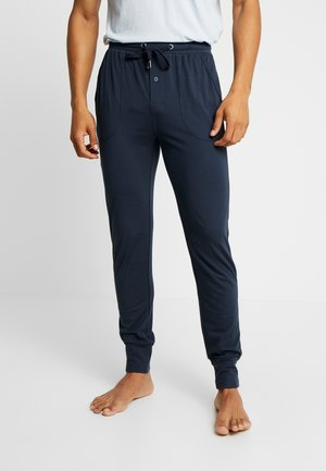 PANTS KNIT - Pyjamasbyxor - navy