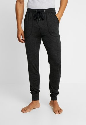 PANTS KNIT - Pyjamasbyxor -  black