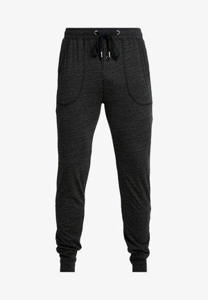 PANTS KNIT - Pyjama bottoms -  black