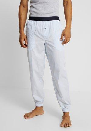 PANTS - Pyjamasbyxor - blue