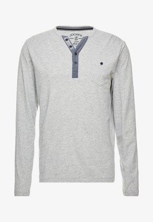 LONGSLEEVE - Pyjamashirt - gray mele