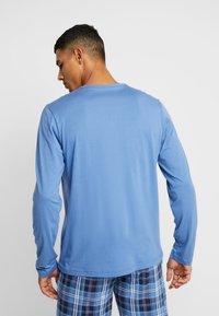 Jockey - LONGSLEEVE - Pyjama top - jeans blue - 2