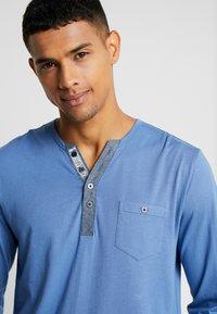 Jockey - LONGSLEEVE - Pyjama top - jeans blue - 4