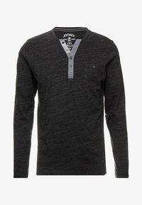 Jockey - LONGSLEEVE - Camiseta de pijama - black - 3
