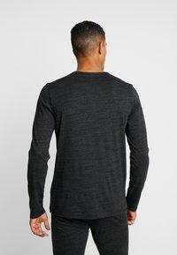 Jockey - LONGSLEEVE - Camiseta de pijama - black - 2