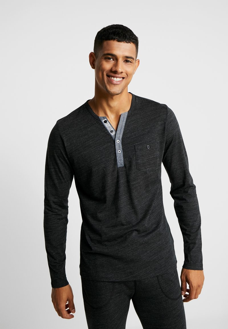Jockey - LONGSLEEVE - Camiseta de pijama - black