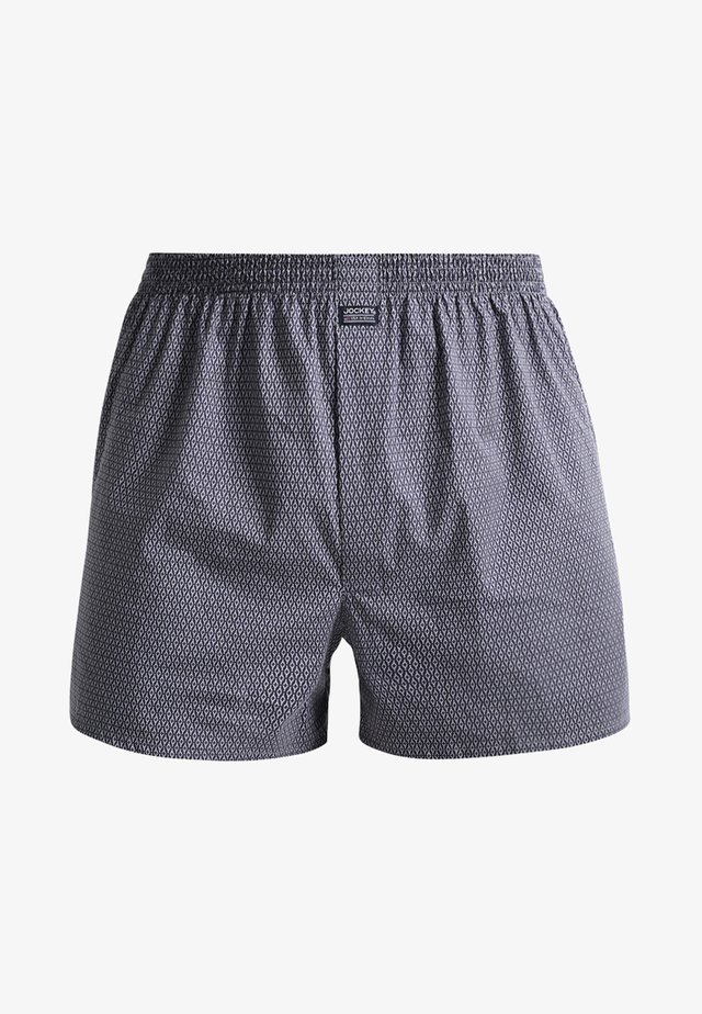 Boxershorts - dark denim