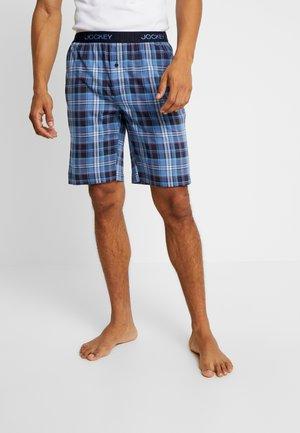 BERMUDAS - Pyjamabroek - blue
