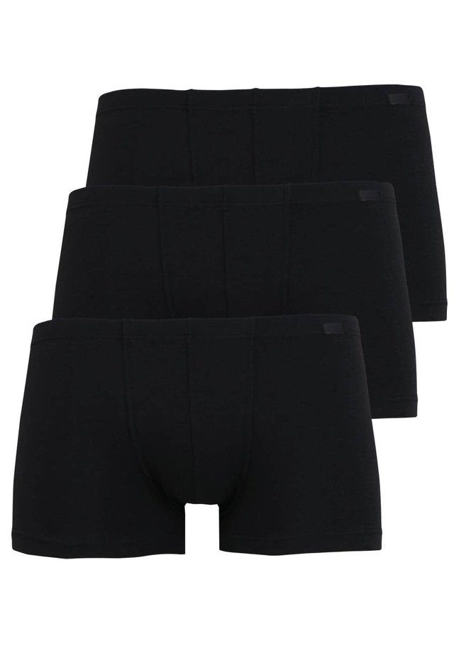 3-PACK - Pants - schwarz
