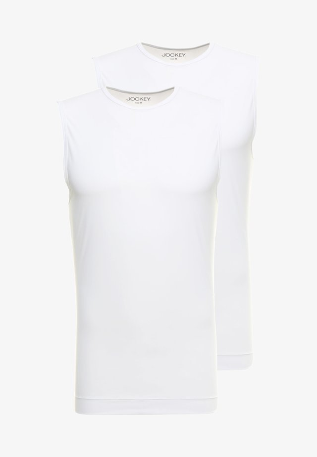 ATHLETIC - Undershirt - white