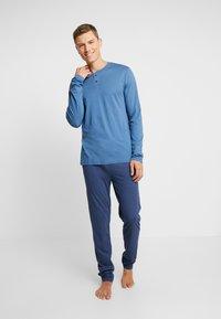 Jockey - Pijama - blue - 1