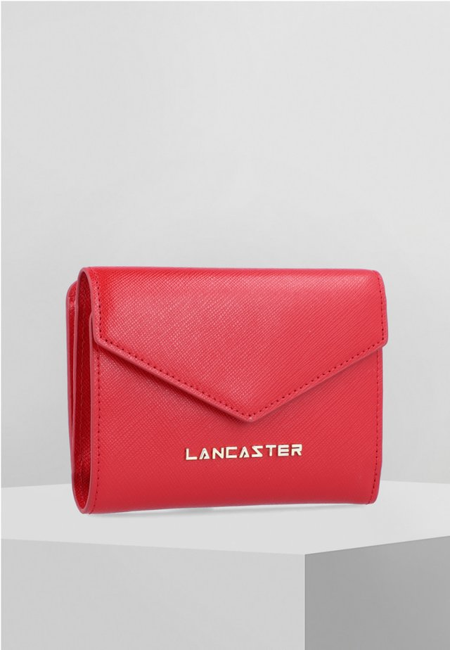 SAFFIANO SIGNATURE - Wallet - red
