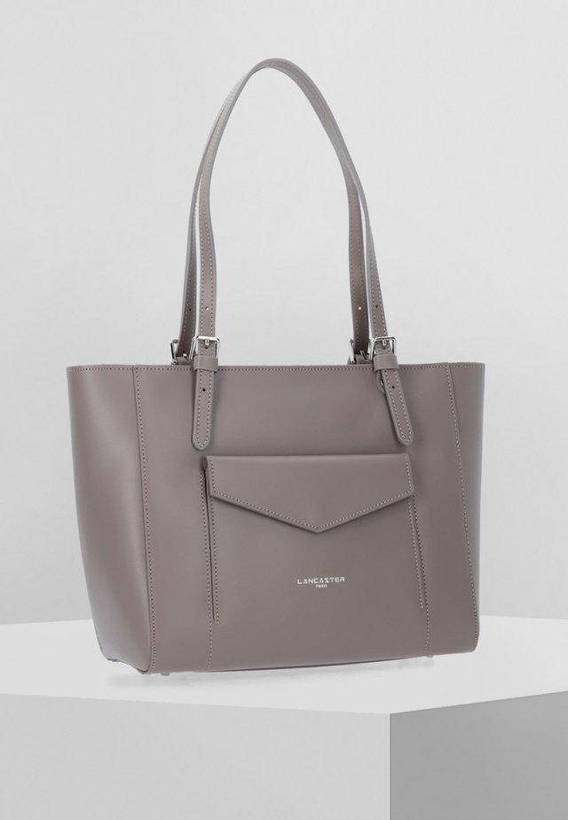 CONSTANCE  - Handbag - taupe