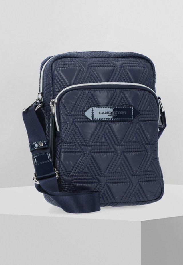 ACTUAL IKON - Across body bag - blue