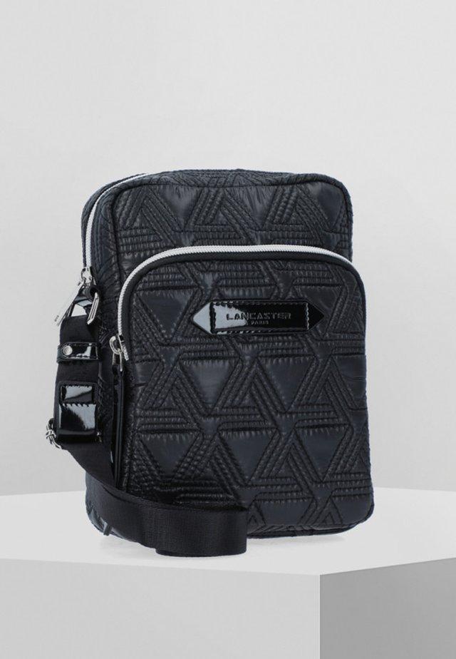 ACTUAL IKON - Across body bag - black
