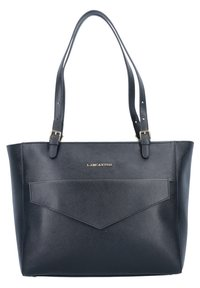 LANCASTER - SAFFIANO SIGNATURE  - Shopping Bag - noir - 0