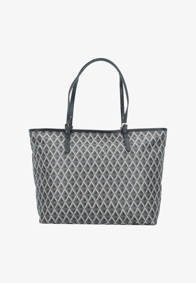 IKON - Shopping Bag - noir