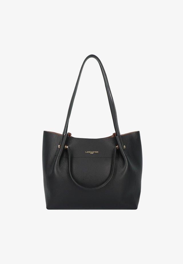CABAS EPAULE - Handtasche - noir in nude