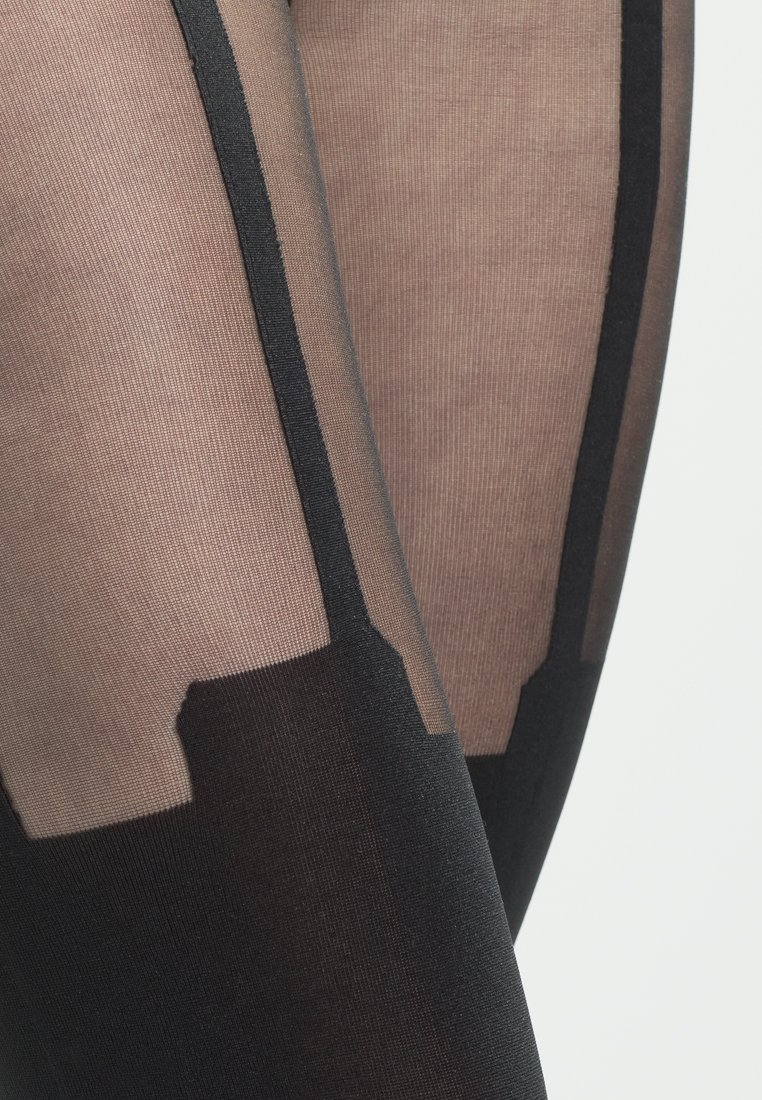 Pretty Polly - HOUSE OF HOLLAND - Tights - black
