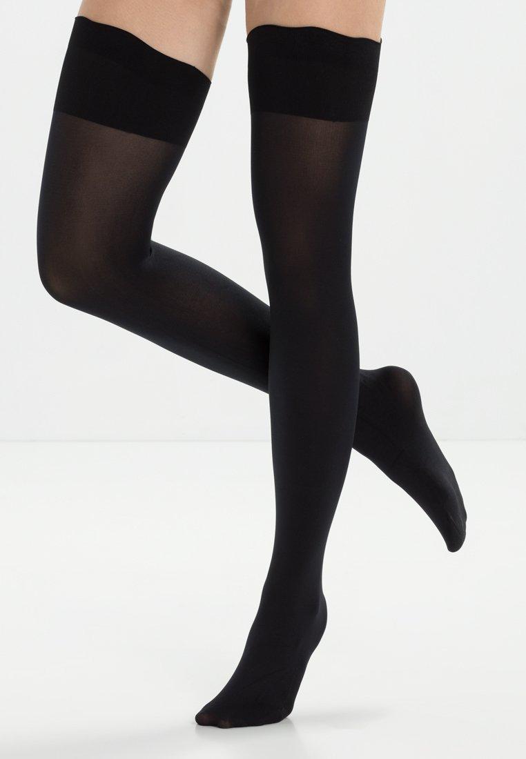 Pretty Polly - Over-the-knee socks - black