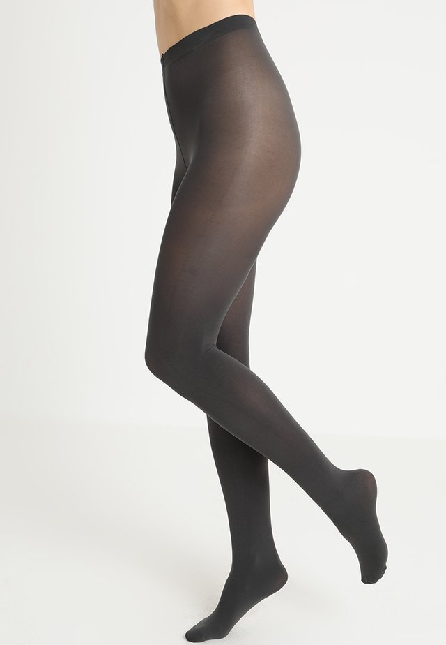 3D OPAQUES - Tights - charcoal