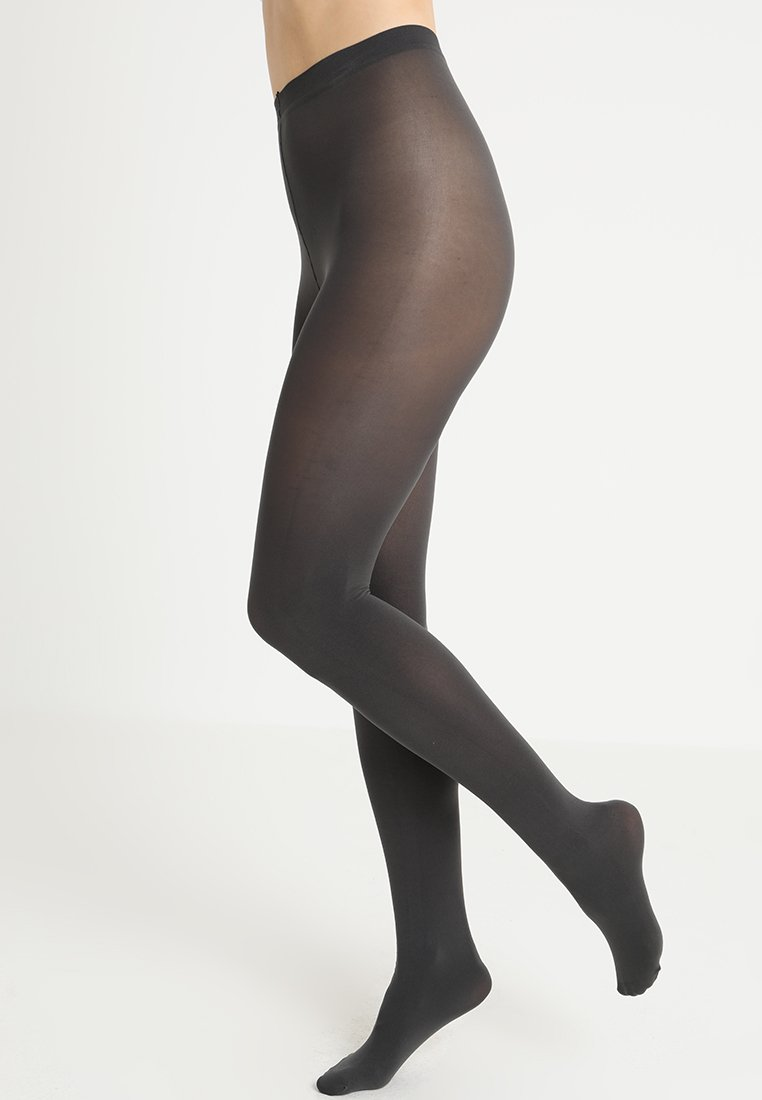 Pretty Polly - 3D OPAQUES - Strømpebukser - charcoal