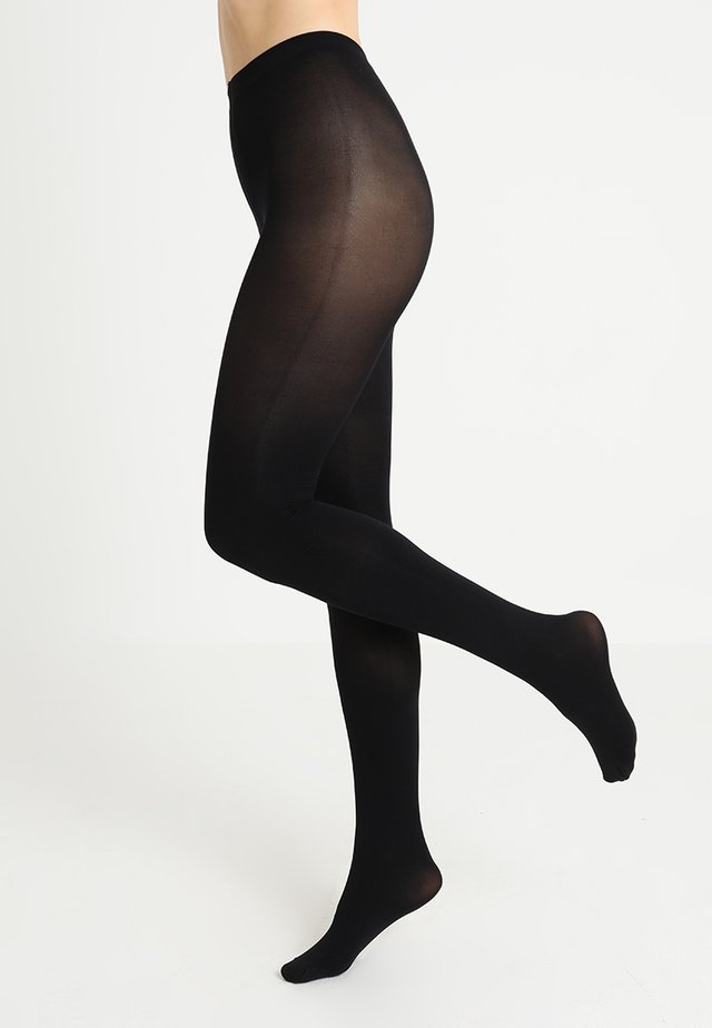 3D OPAQUES - Strømpebukser - black