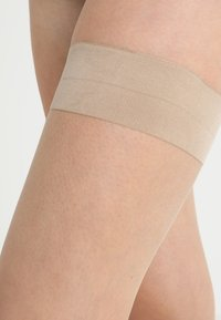 Pretty Polly - HOLD UPS - Over-the-knee socks - nude - 2