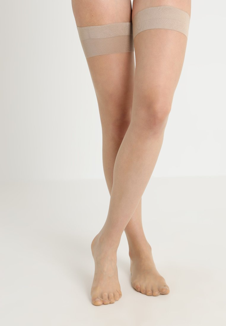 Pretty Polly - HOLD UPS - Over-the-knee socks - nude
