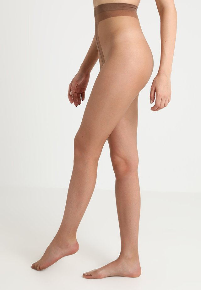 NATURALS SKIN TONE TIGHTS - Sukkahousut - dark brown