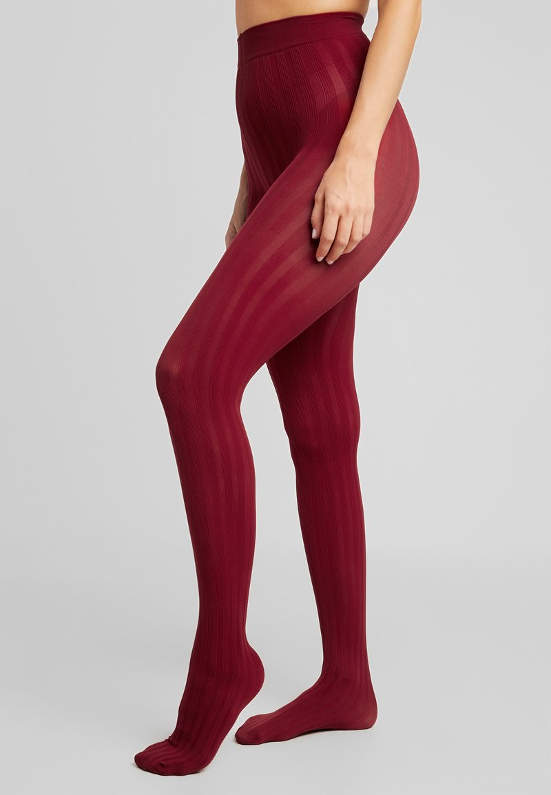 Pretty Polly - SOFT TIGHT - Tights - rustic red
