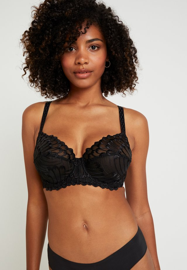 NARCISSE - Underwired bra - noir
